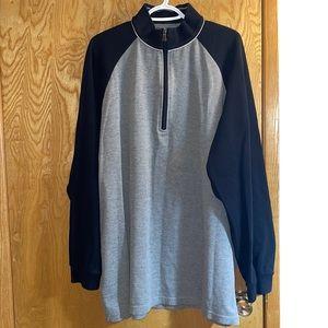 Nortek 1/4 Zipper TALL Shirt